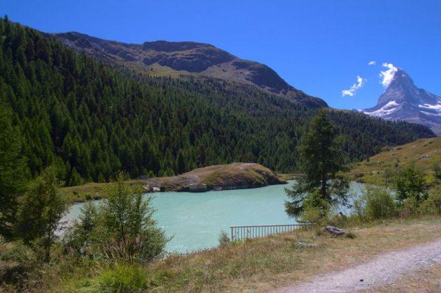 Mosjesee - Švýcarské Alpy