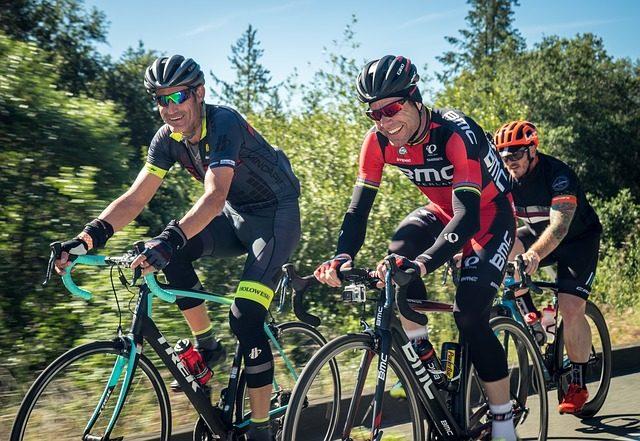 U pojišťovny ERGO je cyklistika a dalších více než 100 rekreačních sportů vzákladní ceně pojištění