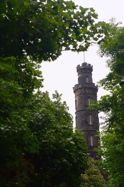 Nelson Monument - Calton Hill, Edinburgh