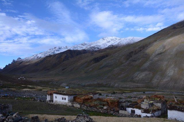 Pohled na část Kargyaku
