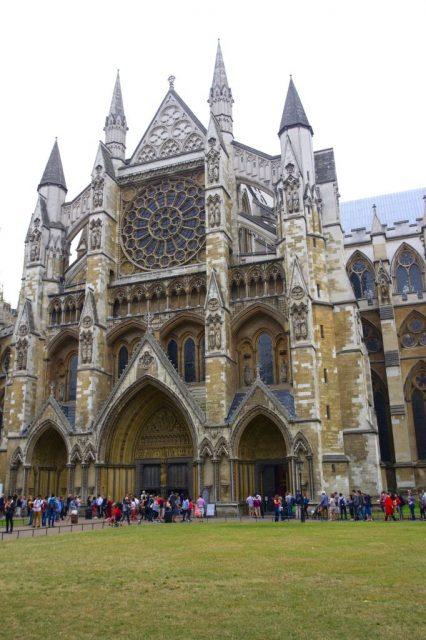 Westminsterské opatství, Londýn