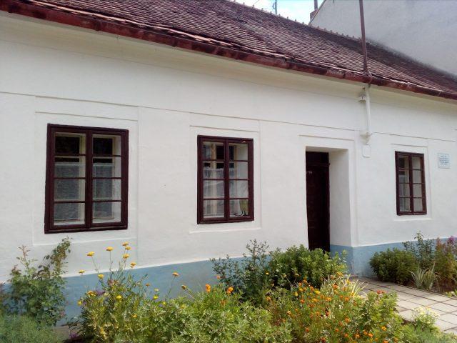 Rodný dům Maryši