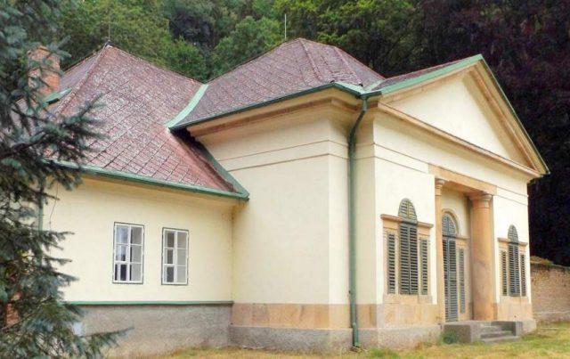 Ratibořice - Lovecký pavilon