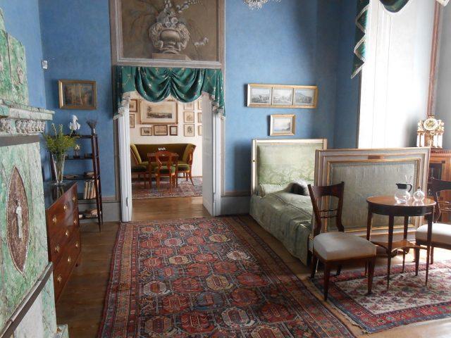 Interiéry Španělského paláce