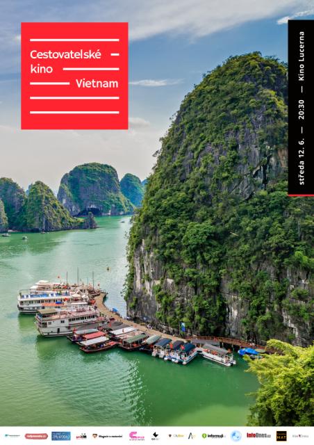 Cestovatelské kino : Vietnam