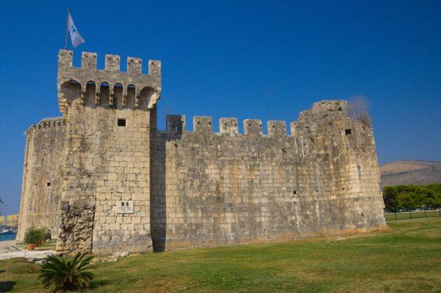 Pevnost Kamerlengo, Trogir