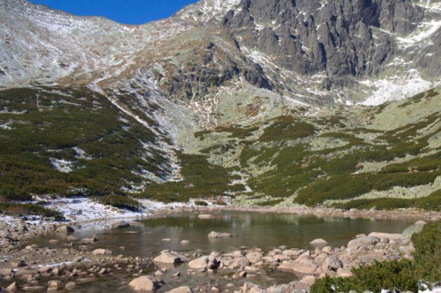 Skalnaté pleso - Vysoké Tatry