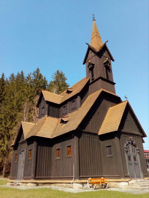 Kostel sv. Bedřicha