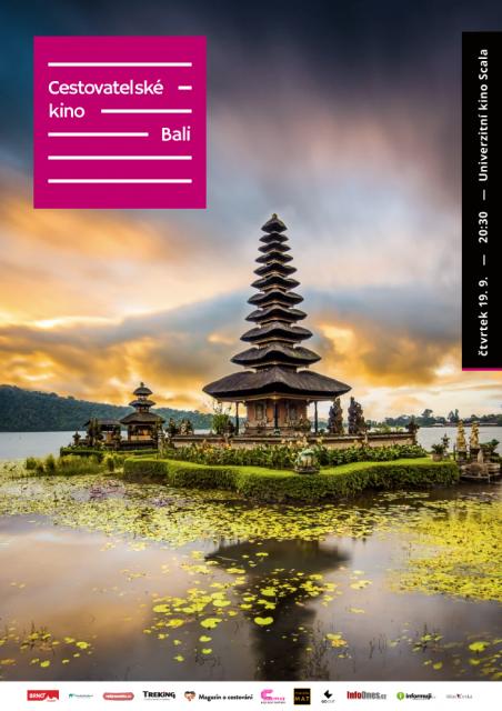 Cestovatelské kino: Bali