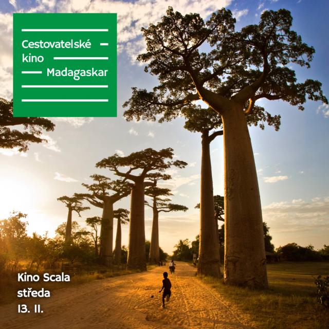 Cestovatelské kino: Madagaskar
