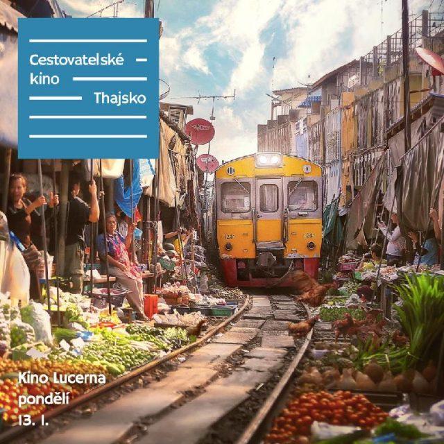 Cestovatelské kino: Thajsko