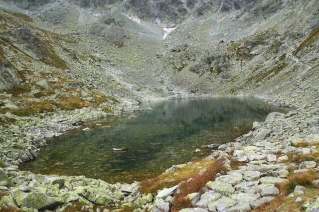 Zamrznuté pleso - Vysoké Tatry
