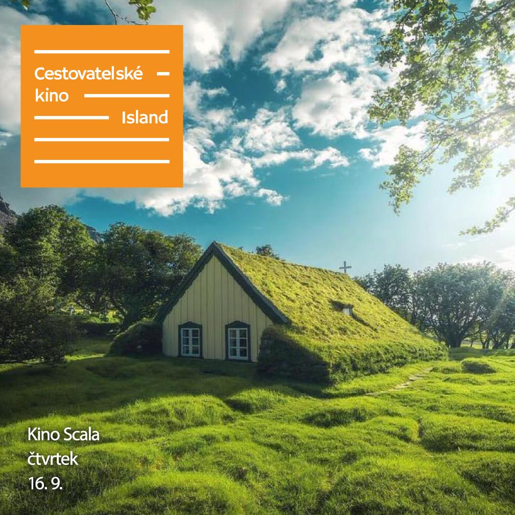 Island - Cestovatelské kino